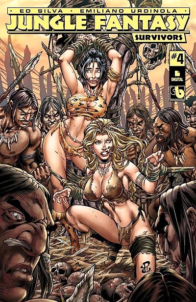 Boundless- Jungle Fantasy..