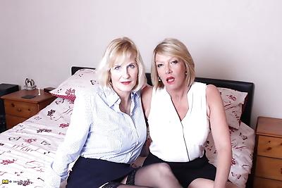 Mature British ladies..
