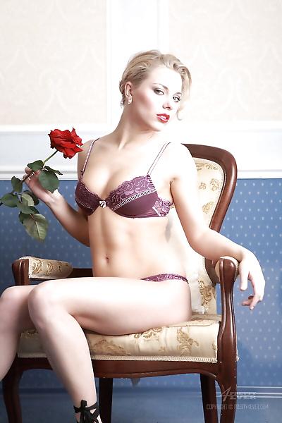 Gorgeous blonde Sabrina..